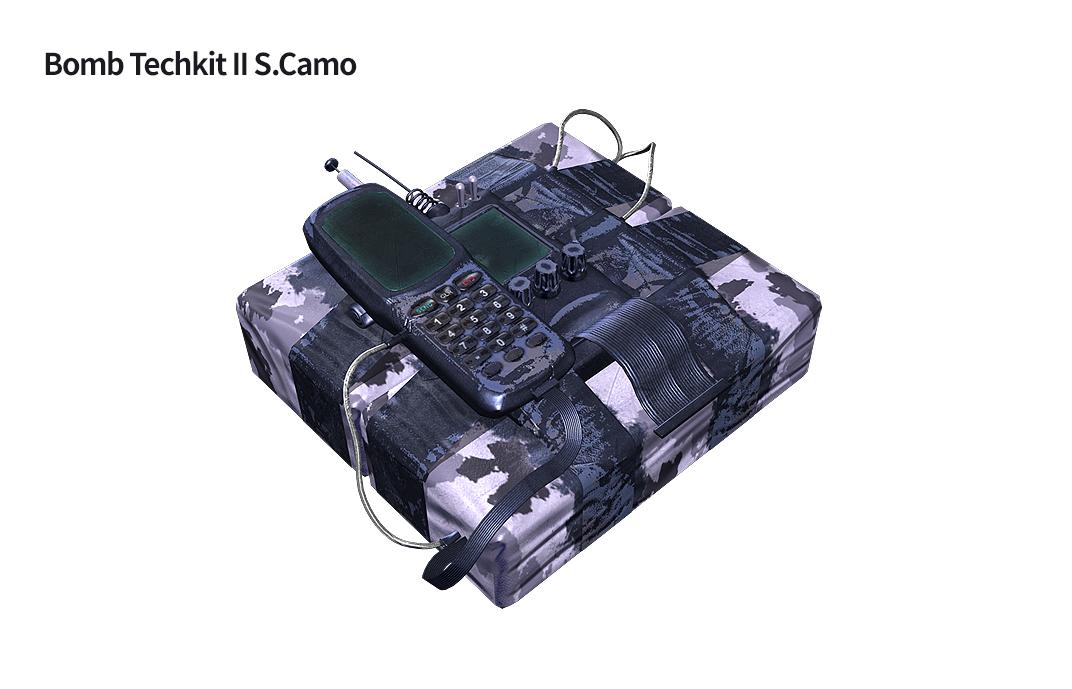 Bomb Techkit II S.Camo