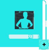 풀컬러 인식표(영구제)