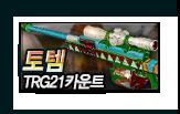 토템 TRG21 카운트