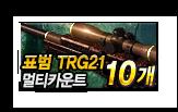 표범 TRG21 멀티카운트 10개